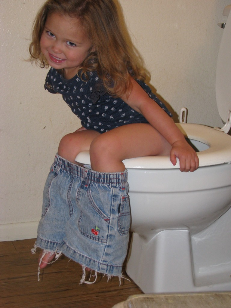 Tori S Potty Trained